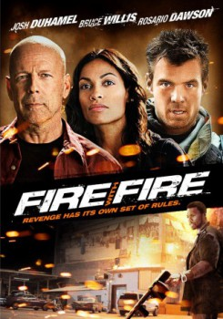 poster Fire with Fire  (2012)