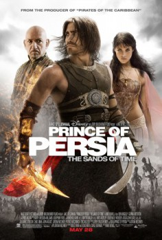 poster Prince of Persia: The Sands of Time  (2010)