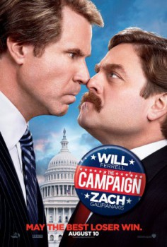 poster The Campaign  (2012)