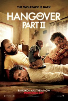 poster The Hangover Part II  (2011)