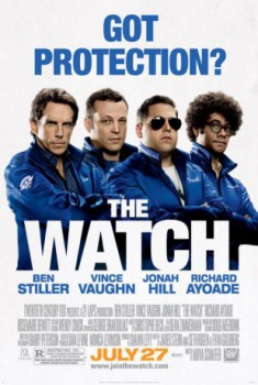 poster The Watch  (2012)