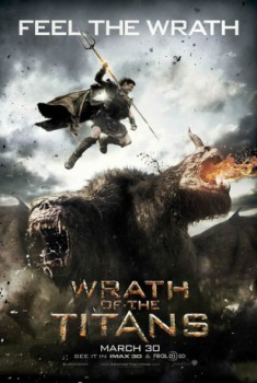 poster Wrath of the Titans  (2012)