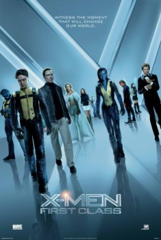 poster X-Men: First Class