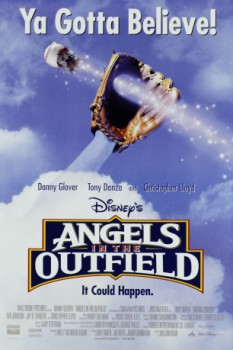 poster Angels in the Outfield