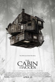 poster The Cabin in the Woods  (2011)