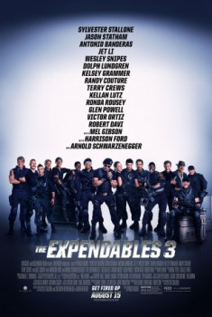 poster The Expendables 3  (2014)