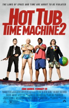 poster Hot Tub Time Machine 2  (2015)