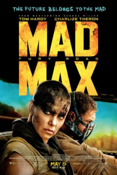 poster Mad Max: Fury Road  (2015)