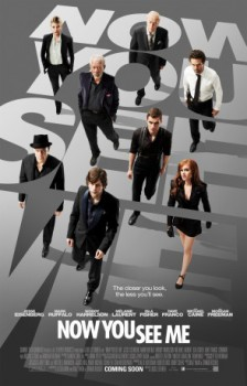 poster Now You See Me  (2013)