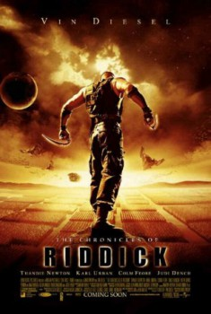 poster The Chronicles of Riddick  (2004)