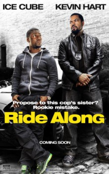 poster Ride Along  (2014)
