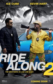 poster Ride Along 2  (2016)