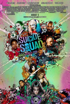 poster Suicide Squad  (2016)