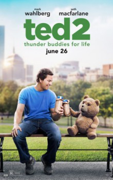 poster Ted 2  (2015)