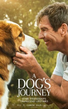 poster A Dog's Journey  (2019)