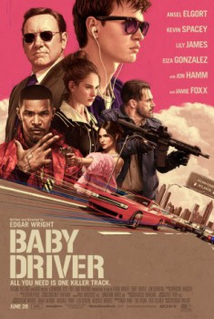 poster Baby Driver  (2017)