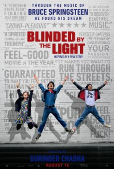 poster Blinded by the Light  (2019)