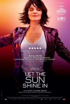 poster Let the Sunshine In  (2017)