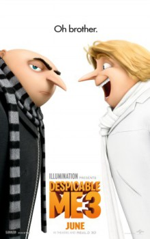 poster Despicable Me 3  (2017)