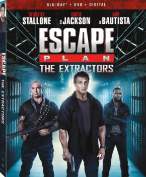 poster Escape Plan: The Extractors  (2019)