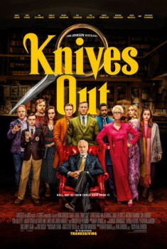 poster Knives Out  (2019)