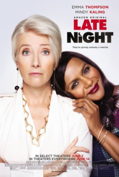 poster Late Night  (2019)