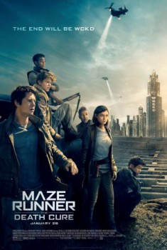 poster Maze Runner: The Death Cure  (2018)