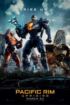 poster Pacific Rim: Uprising  (2018)