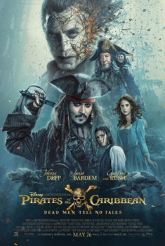 poster Pirates of the Caribbean: Dead Men Tell No Tales  (2017)