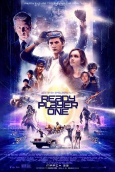 poster Ready Player One  (2018)