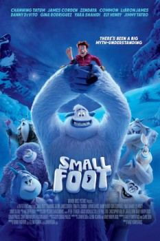 poster Smallfoot  (2018)