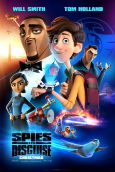 poster Spies in Disguise  (2019)