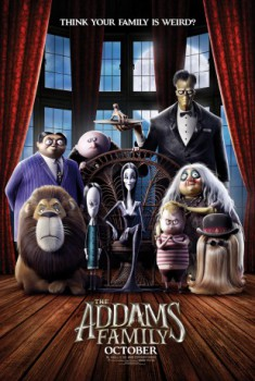 poster The Addams Family  (2019)