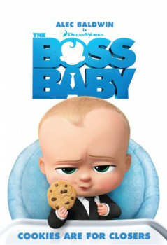 poster The Boss Baby  (2017)