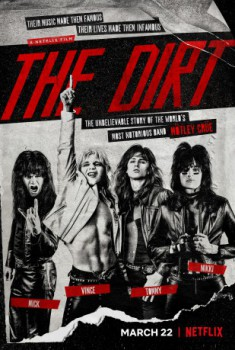 poster The Dirt  (2019)