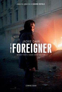 poster The Foreigner  (2017)