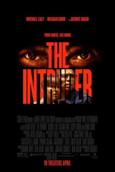 poster The Intruder  (2019)