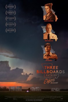 poster Three Billboards Outside Ebbing, Missouri