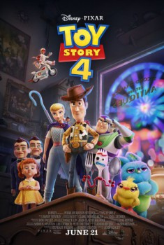 poster Toy Story 4  (2019)