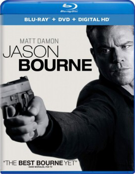 poster Jason Bourne: Bourne to Fight  (2016)