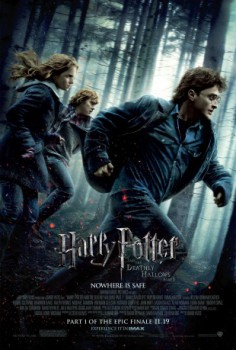 poster Harry Potter and the Deathly Hallows: Part 1  (2010)