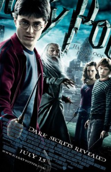 poster Harry Potter and the Half-Blood Prince  (2009)