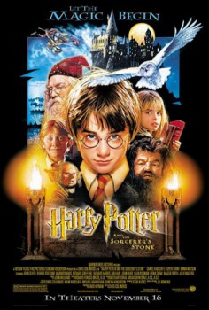 poster Harry Potter and the Sorcerer's Stone  (2001)