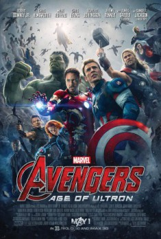 poster Avengers: Age of Ultron  (2015)