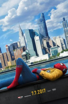 poster Spider-Man: Homecoming  (2017)
