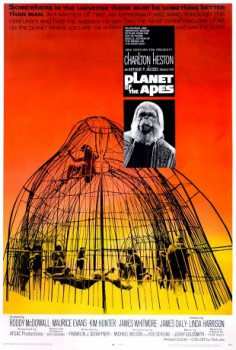 poster Planet of the Apes  (1968)
