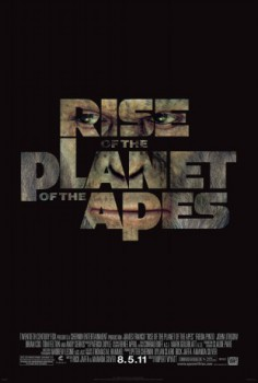 poster Rise of the Planet of the Apes  (2011)