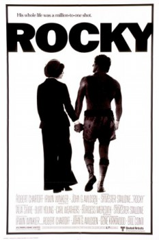poster Rocky  (1976)