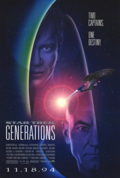 poster Star Trek: Generations