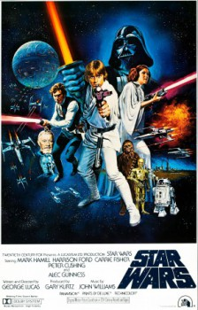 poster Star Wars: Episode IV - A New Hope  (1977)
